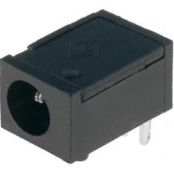 Conector Jack Alimentación Hembra Circ.Impreso FC681455