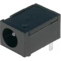 Conectores Jack Alimentación Hembra 3.5-1.3mm Circ.Impreso Cliff