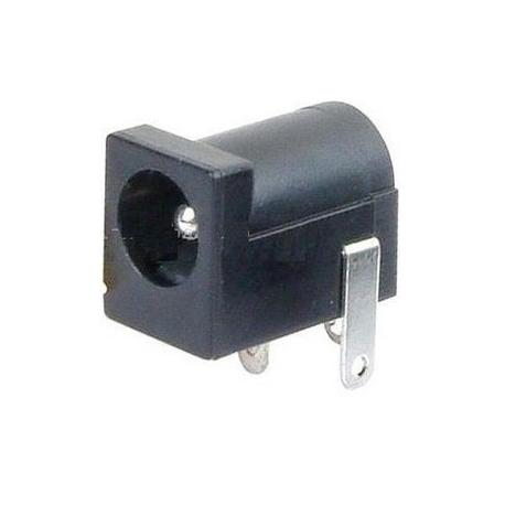 Jack Alimentación Hembra C.Impreso 5.5x2.1-2.5mm