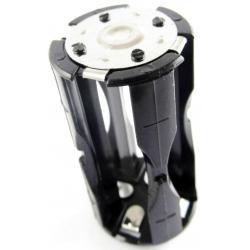Portapilas baterías Tubular 4 x AAA/LR3/10440