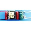 Regulador de corriente led-gu10-e27 220vac 7x1w