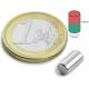 Imanes Neodimio 6.3x9.5mm