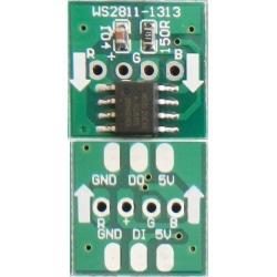 Controlador WS2811 para Led RGB