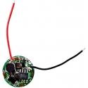 Driver 3256 para LED 925mA 3.6~16v 1 modo 17mm