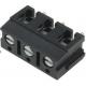 Bornas circuito impreso Gris 7.5mm 3pin