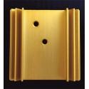 Disipador Térmico Rectangular 50x12mm