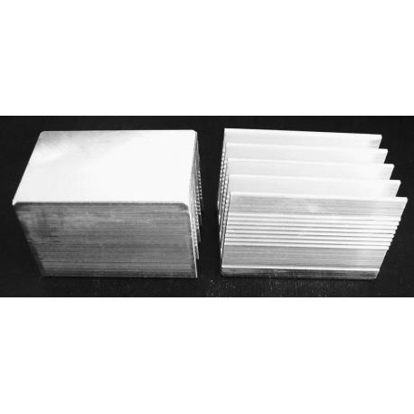 Disipador Térmico de Aletas de 54x33mm