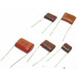 Condensadores Poliester 250v,275v,400v, 630v