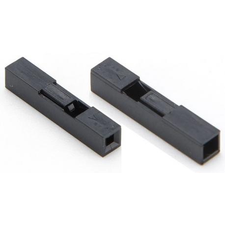 Conector Dupont Hembra 1pin 2.54mm