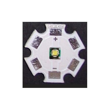 Circuito Impreso (Pcb) 20mm para CREE XP-C/E/G/Oslon