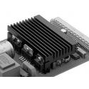 Disipador Térmico para Transistores 55x28x85mm