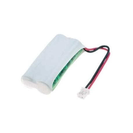 Pac Batería NI-MH Recargable AA de 2.4v.0.7A.con JST