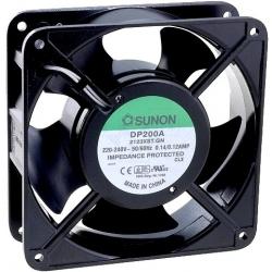 Ventilador refrigeración de 220v. 120x120x38mm