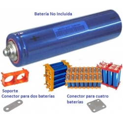 Porta-baterías LifePo4 40152/40160