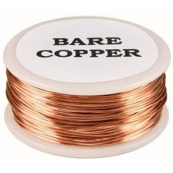 Hilo de cobre desnudo rollos de 125 gramos
