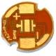 Circuito Impreso 14mm dorado CREE XP