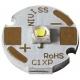 PCB 14x2mm Blanco para Led CREE XT-E