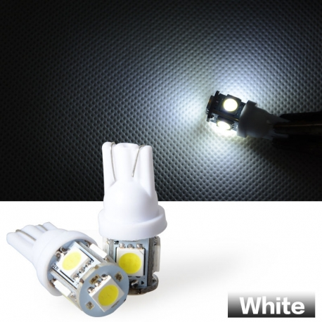 Bombilla LED T10 5 Led 5050 3 chip SMD 12v