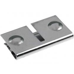 Clip Contacto Doble para Porta Pilas y Baterías AA/R6