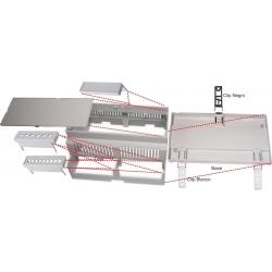 Caja Din 6 modulos