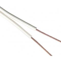 Cables Paralelos Blancos Polarizado rollos