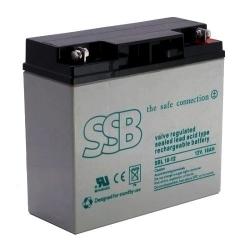 Bateria Plomo Gel recargable de 12v.18A