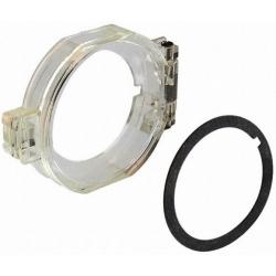 Protector con tapa 30mm IP65/67 para Interruptores