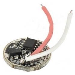 Driver de corriente 5 modos-led-xml, xpe, xpg, xre 1200mA
