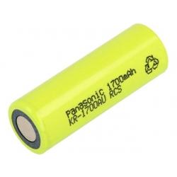 Batería NI-MH KR1700 Recargable 17500 1.2v. 1700mA