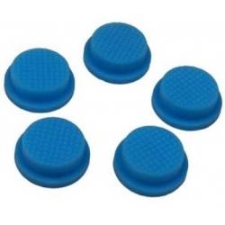 Boton de Goma Azul 17x14x6mm para Linternas