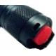 Boton de Goma 20x16x8mm Rojo para Pulsadores/Interruptores