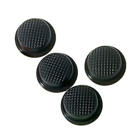 Boton de Goma Negro 14mm