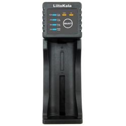 Cargador usb Inteligente Liitokala para Baterías litio/life/nimh