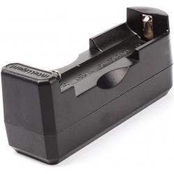 Cargador de viaje para Baterias de Litio 18650-26650 3v