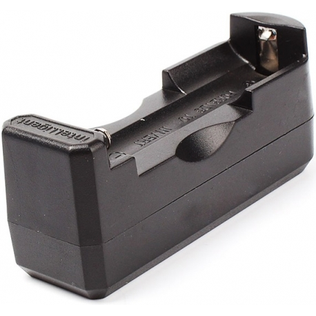 Cargador de viaje para Baterias de Litio 18650-26650