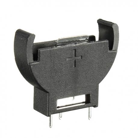 Portapilas Vertical para 1 pila Boton de 20mm, 2032