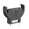 Portapilas Vertical para 1 pila Boton de 20mm, CR2032