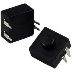 Interruptor pulsador cuadrado 4pin 12x12x9mm 3 posiciones