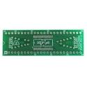 Pcb adaptador SMD-Dip SOIC48-Dip48