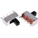 Interruptor deslizante 2 posiciones 12x6x6mm