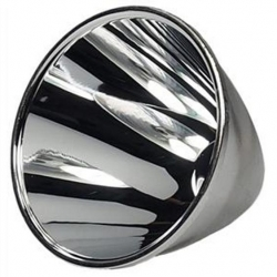 Reflector aluminio 42x31mm XML, XPL