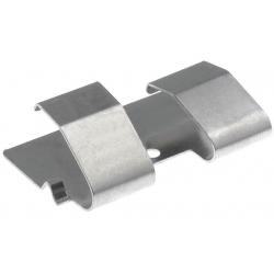 Clips Dobles para Porta-Pilas y Baterías AA/R6/AAA/R3