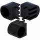 Mirilla Acodada para Led 5mm Lek503 de 8.25mm