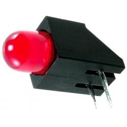 Soportes Acodados para Led 5mm