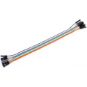 Cables Hembra-Hembra Dupont 80~120mm 1pin