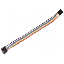 Conector Dupont Hembra-Hembra Cable 140mm 1pin