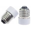 Adaptador de Lámparas E17-E27