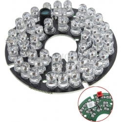 Modulo 48 led 5mm IR