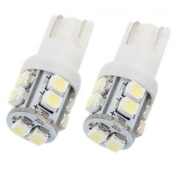 Bombilla LED T10 de 10 TopLed SMD 12v
