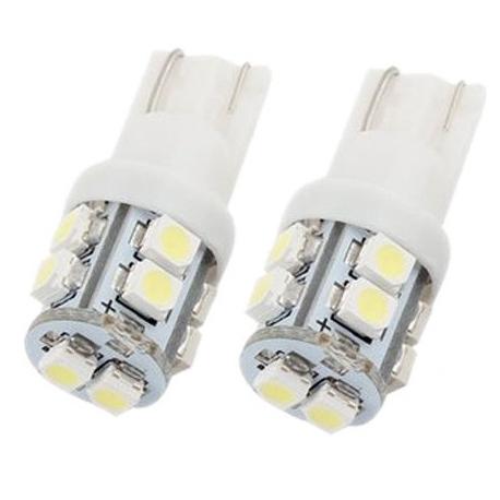 Bombilla LED T10 10 TopLed SMD 12v